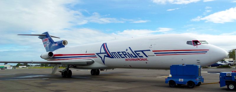 Amerijet Return to Revenue
